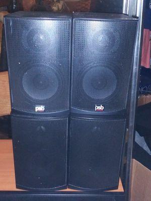 psb speakers for Sale in McClellan Park, CA