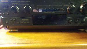 Technics receiver as ax720 for Sale in Philadelphia, PA