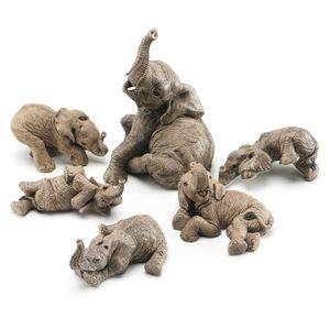 The Herd elephant sculpture collection by martha carey for Sale in Waianae, HI