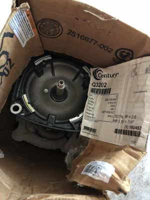Brand New Century 2 HP Pool and Spa Pump Motor for Sale in Detroit, MI