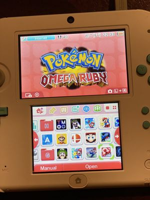 2ds 70+ games installed (3ds, DS, GBA) for Sale in Selah, WA