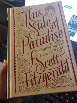 This Side of Paradise and Other Classic Works - F. Scott Fitzgerald (Barnes and Noble Collection) for Sale in Los Angeles, CA