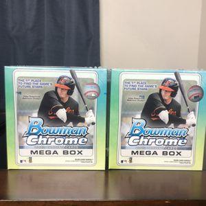 2020 Bowman Chrome Mega Box for Sale in Fresno, CA