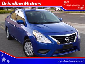 2016 Nissan Versa for Sale in Brea, CA