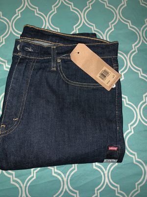Brand new men's Levi's slim fit jeans size 34/34 .Price is firm!!! for Sale in The Bronx, NY