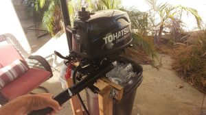 Tohatsu 6hp boat motor for Sale in Los Angeles, CA