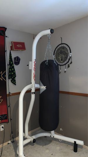 Century punching bag for Sale in BETHEL, WA