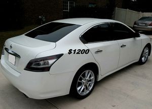 Fully Maintained$1200 I'm Selling Urgently 2013 Nissan Maxima for Sale in New York, NY