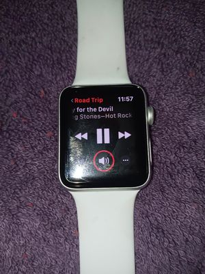 Apple 3 Series Watch...with charger. $250.00 0bo for Sale in Stockton, CA