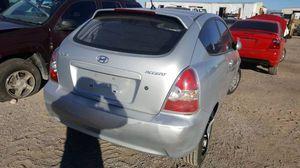 2007 Hyundai Accent @ U-Pull Auto Parts 047263 for Sale in Las Vegas, NV
