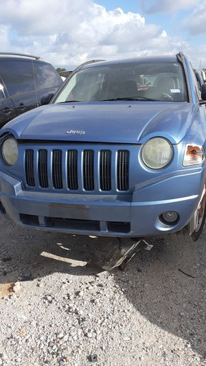 2007 Jeep Compass for parts for Sale in Houston, TX