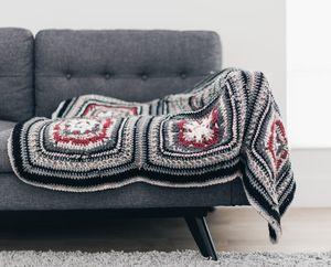 Handmade crocheted blanket for Sale in Seattle, WA