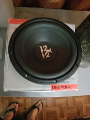 Sobwoofers Polk Audio 8'' 180 RMS for Sale in Irving, TX