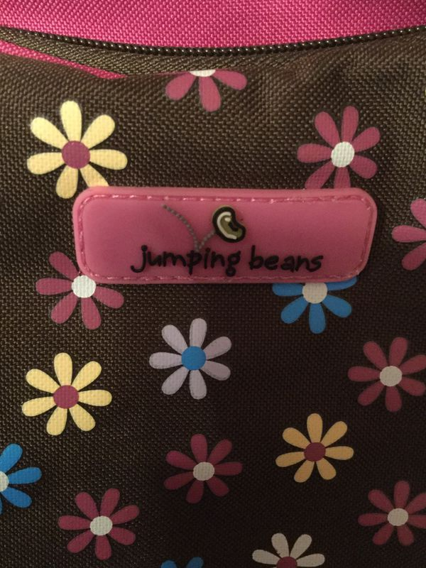 Jumping Beans Luggage Kids Travel Bag