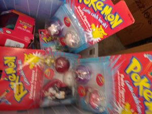 POKEMON COLLECTABLES. for Sale in Las Vegas, NV