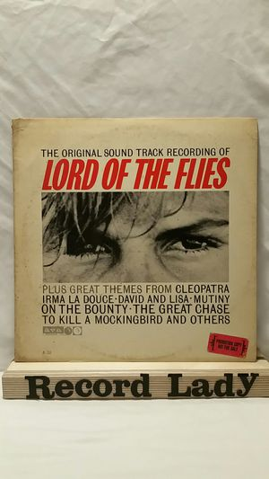 "Lord Of The Flies ""Soundtrack"" vinyl record for Sale in San Diego, CA"