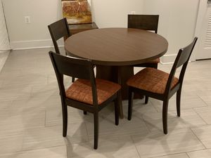 Table + 4 Chairs for Sale in Falls Church, VA