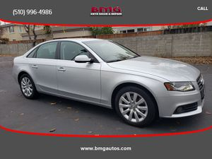 2012 Audi A4 for Sale in Fremont, CA
