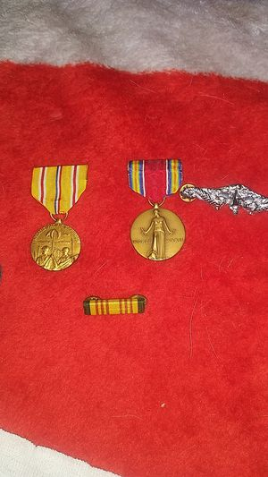 Ww2 military medals for Sale in Tyler, TX