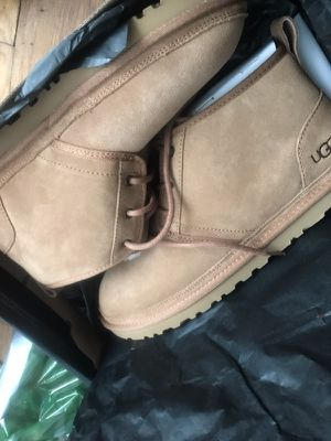 Brand new men's Ugg's ! Size 11 . Never taken out box ! for Sale in Pittsburgh, PA
