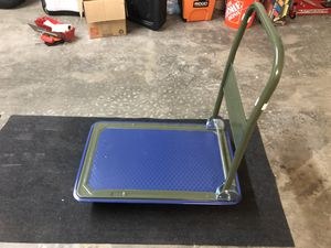 Flat bed loading cart for Sale in Arcadia, CA