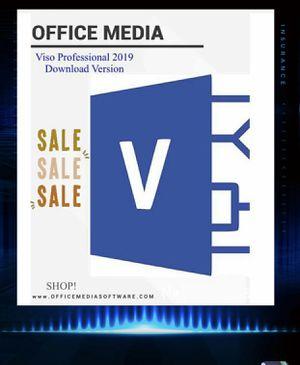 Office 2019 Viso Professional download version for Sale in Santa Cruz, CA