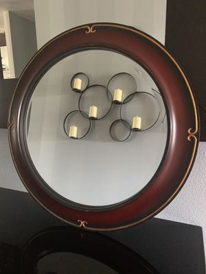 """Round wall mirror !!! 25"""" D for Sale in Vancouver, WA"""