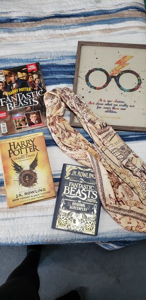 Harry Potter Fantastic Beasts Collection for Sale in Chesapeake, VA