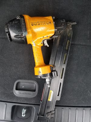 Bostitch nail gun for Sale in Chicago, IL