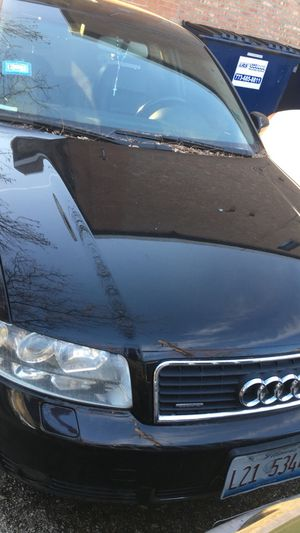 Audi for PARTS or if u would like to INVEST in it......doesn't turn on!!!!!!!!!!!! for Sale in Chicago, IL