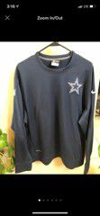 Nike dallas COWBOYS thermr fit size xl for Sale in Laguna Beach, CA