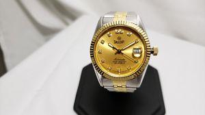 Swistar 555M - Mens Watch Two-Tone Swiss Automatic 2824 for Sale in Phoenix, AZ