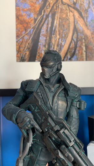 Soldier 76 Collectable Statue for Sale in Charlotte, NC