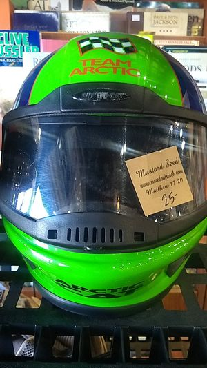Youth XL snowmobile helmet for Sale in West Linn, OR