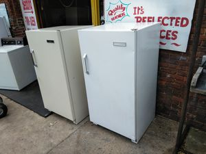 Tall Chest Freezer Needs Home Today.. for Sale in Baltimore, MD