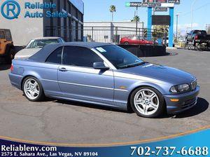 2001 BMW 3 Series for Sale in Las Vegas, NV