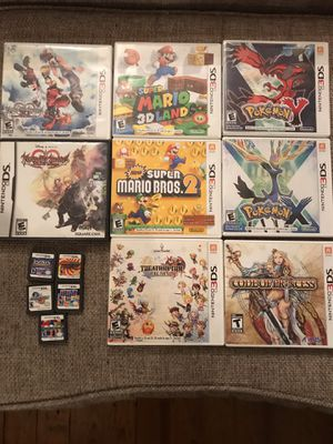Nintendo 3DS and DS Games - Please see details for Sale in New York, NY