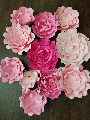 Paper flowers for Sale in Atwater, CA