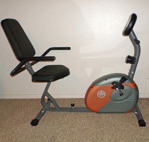 Marcy ME-709 Recumbent Exercise Bike - Delivered for Sale in Tacoma, WA