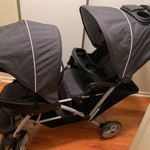 Graco DuoGlider Double Stroller for Sale in Los Angeles, CA