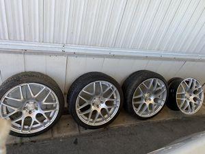 19 inch wheels/rims for Sale in Poway, CA