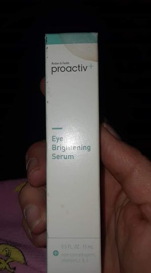 New in box Proactive Eye brightener for Sale in Memphis, TN
