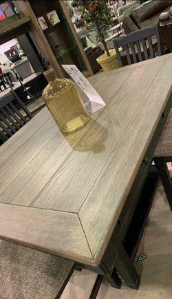 💦. BRAND NEW. 💦Tyler Creek Black/Gray Counter Height Set for Sale in Beltsville,  MD