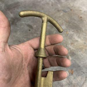 Water Meter Key for Sale in Mesquite, TX