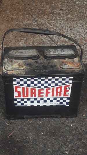 Surefire Battery (used maybe 10 times) for Sale in Portland, OR