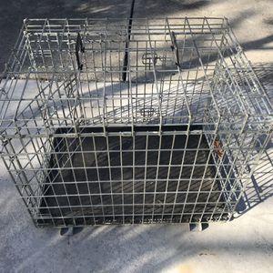 Pet Metal Crate for Sale in San Jose, CA
