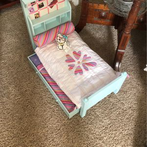 American Girl Trundle Bed for Sale in Escondido, CA