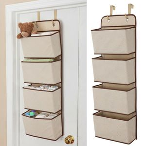NEW Hanging Organizer Closet Shelf Mesh Bag Over Door Storage Accessories Shelves Bedroom Office for Sale in Las Vegas, NV