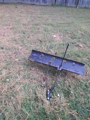 Pull-behind rake Thatcher for riding lawn mower or ATV for Sale in Chesapeake, VA