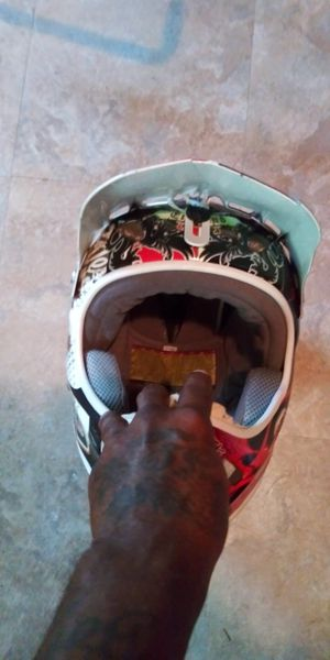 Custom off-road helmet dirt bike /mountain bikes for Sale in Tampa, FL